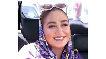 انتشار تصویر بازیگر زن مشهور در آغوش همسرش جنجالی شد! / عکس