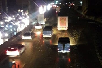 وضعیت ترافیکی جادههای تهران عصر جمعه ۵شهریور ۱۴۰۰   ترافیک پرحجم در محورهای شرق استان تهران