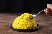 دستور پخت  تهدیگ زعفرانی + مواد لازم