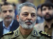 فرماندهان ارتش به وزیر جدید دفاع تبریک گفتند