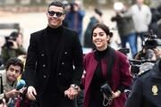 کنایه تند همسر رونالدو به سرمربی باشگاه رئال مادرید