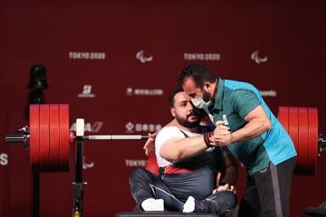 کسب نخستین مدال طلای پارالمپیک ایران توسط رستمی / عکس