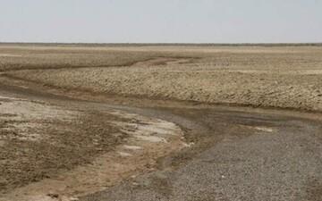 تالاب گاوخونی با ۴۷ هزار هکتار وسعت هیچ آبی ندارد!
