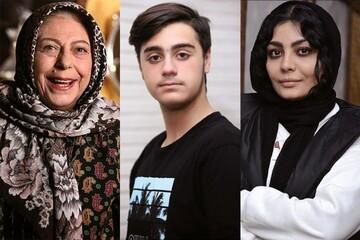 سه بازیگر جدید به «پریسان» پیوستند