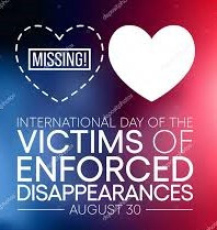روز جهانی قربانیان ناپدید شدن اجباری