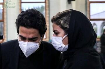 عکس دیده نشده از بازیگر جنجالی در کنار همایون شجریان و سحردولتشاهی