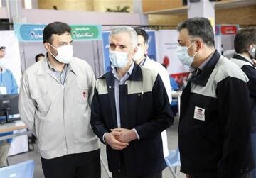 آغاز واکسیناسیون عمومی کرونا در ذوب آهن اصفهان