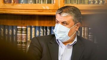 سفر رییس سازمان انرژی اتمی به روسیه / فیلم