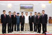 کاهش وزن عجیب و محسوس رهبر کره شمالی / عکس