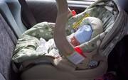 کشف جسد نوزاد ۴ ماهه در یک ماشین پارک شده