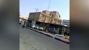ویدیو تاسفبرانگیز از لحظه کتککاری وحشتناک جلوی بیمارستان شهیدزاده بهبهان