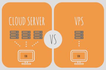 چه تفاوتی بین ماشینهای مجازی و سرور وجود دارد؟