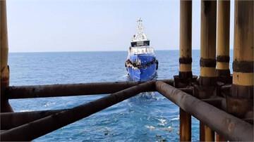 برخورد خطرناک یک شناور با سکوی گازی پارس جنوبی / جزئیات