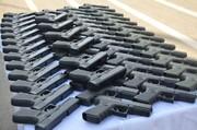 ۴۵ قبضه اسلحه جنگی در کرمانشاه کشف شد
