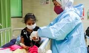 تصاویری دردناک وضعیت کودکان مبتلا به دلتا در بیمارستان