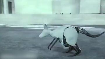 ساخت رباتی جالب به شکل کانگرو / فیلم