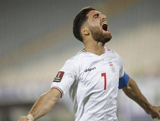 پیروزی تیم ملی با تک نوازی جهانبخش / ایران ۱ - سوریه صفر
