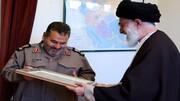 پیام تسلیت رهبر انقلاب در پی درگذشت سرلشکر فیروزآبادی