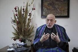 درخواست کرزای برای مذاکره طالبان با نیروهای احمد مسعود