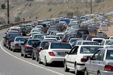 هر تهرانی هر روز ۳۱دقیقه از عمرش در ترافیک تلف می شود