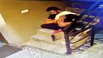 ویدیو ناراحت کننده از لحظه مرگ ورزشکار مشهور