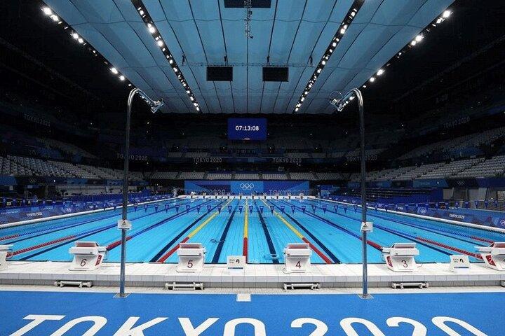 تصاویر دیدنی از شنای معلولان در پارالمپیک توکیو ۲۰۲۰ / فیلم