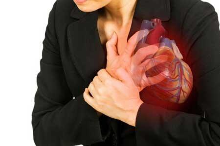 علائم متفاوت هشدار حمله قلبی در زنان یک ماه قبل از وقوع