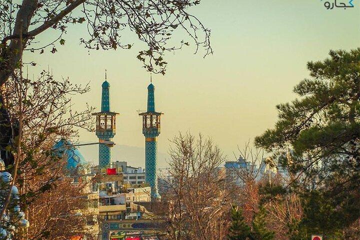 ماجرای قبرستان سوپرلاکچری در امامزادهصالح تجریش تهران چیست؟ / فیلم