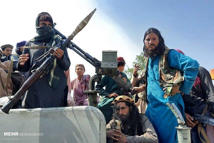 ۱۷ کشته در پی شلیکهای هوایی طالبان در کابل