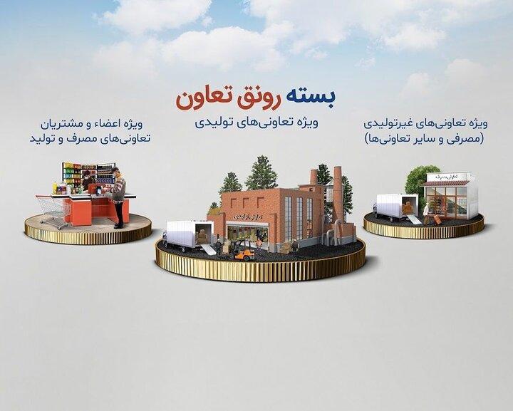 ارائه بستههای ویژه تسهیلاتی بانک توسعه تعاون به مناسبت هفته تعاون