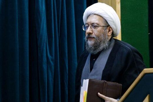 کناره گیری آملی لاریجانی از شورای نگهبان / حسینی خراسانی جایگزین شد
