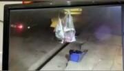 سرقت مسلحانه و عجیب چند کیلو گوشت در خوزستان / فیلم