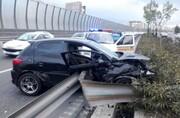 روزانه ۱۶۰۰ تصادف در تهران رخ میدهد؛ هر ۵۱ ثانیه یک تصادف!