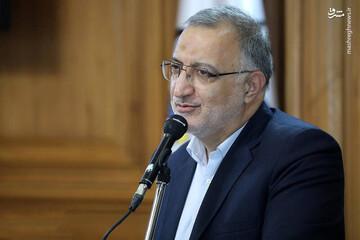 زاکانی: به لحاظ کاملا قانونی شهردار تهران هستم / فیلم