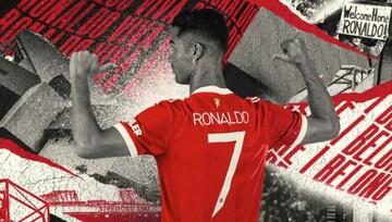 فروش پیراهن رونالدو با ۳۲ میلیون پوند رکورد زد