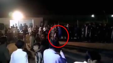 فیلمی هولناک از لحظه قتل جوان زاهدانی در جشن عروسی