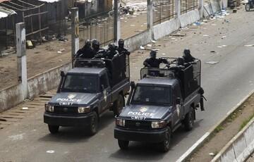 کودتا در گینه / رئیس جمهور بازداشت شد