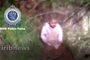 نجات معجزه آسای کودک ۳ساله پس از ۴روز در جنگل / فیلم