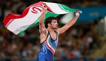 بستری شدن قهرمان کشتی ایران بر اثر ابتلا به کرونا