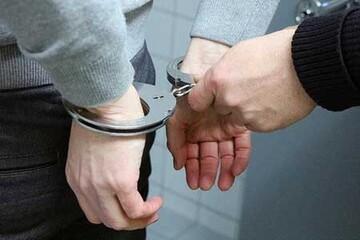 سارق جوان و حرفهای پمپ بنزین دستگیر شد! / فیلم