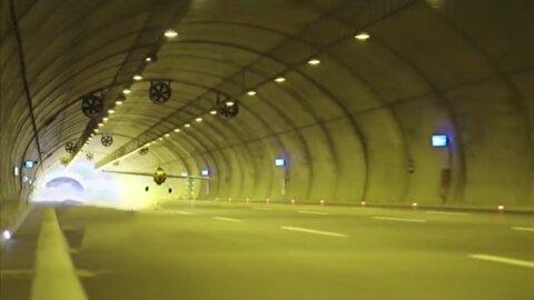 بزرگترین و عمیقترین تونل جهان / فیلم