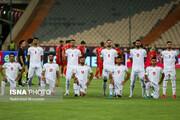 ترکیب تیم ملی ایران مقابل عراق