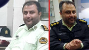 شهادت مامور پلیس در آبادان / سارق مسلح خودروی پلیس را به رگبار بست/ عکس