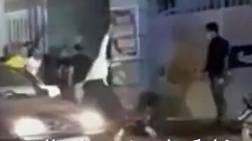 فیلمی وحشتناک از شرور مهرشهری که برهنه مردم را تهدید میکرد / فیلم