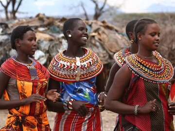 روستایی عجیب و زنانه که ورود مردان به آن ممنوع است! / فیلم