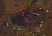 حمله پهپادی ایران به مقر تروریستها در کردستان عراق