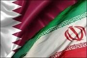 وزرای امور خارجه ایران و قطر دیدار کردند