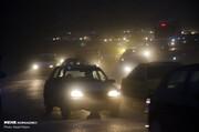 آخرین وضعیت ترددی جادهها در پنجشنبه ۱۸ شهریور | ترافیک سنگین در محور چالوس
