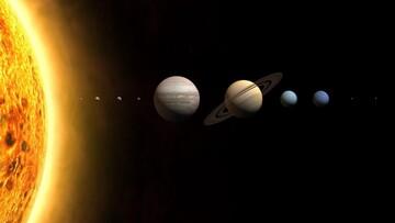 حقایقی جالب و عجیب درباره منظومه شمسی که با شنیدن آن شگفتزده میشوید! / فیلم و عکس