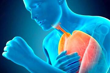 مهمترین علائم درگـیری ریه در مبتلایان به کرونا چیست؟ / فیلم